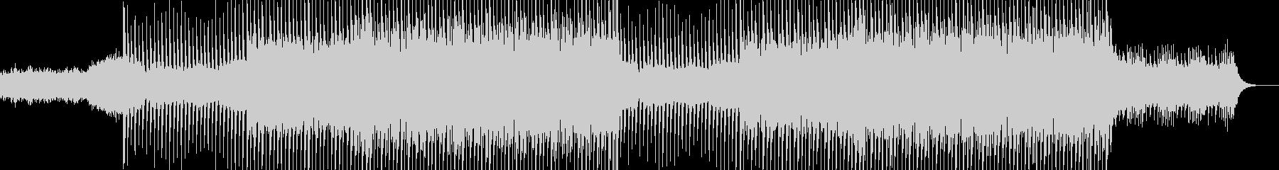 ポップなクラブ系ダンスEDM-06の未再生の波形