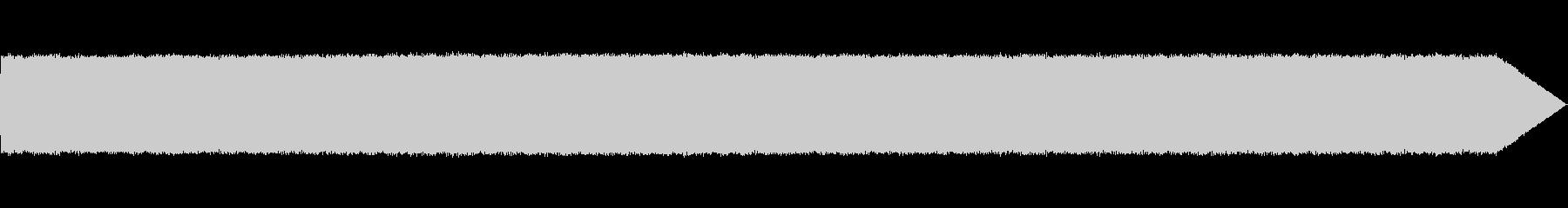 マイクロギターアンプの駆動ノイズ03の未再生の波形