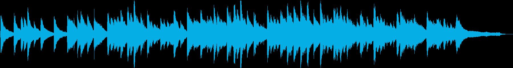 ドラマ12 16bit48kHzVerの再生済みの波形