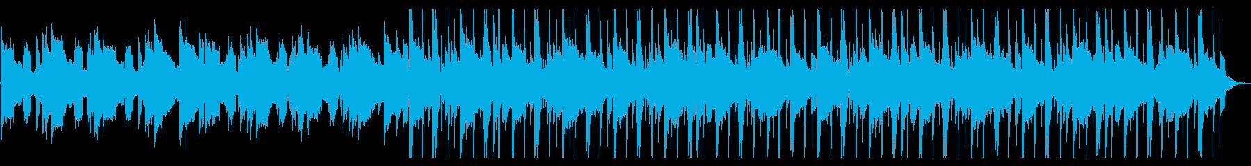 溶けそうなR&B_No635_3の再生済みの波形