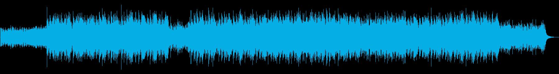 卒業/春/結婚/懐かしいピアノエレクトロの再生済みの波形