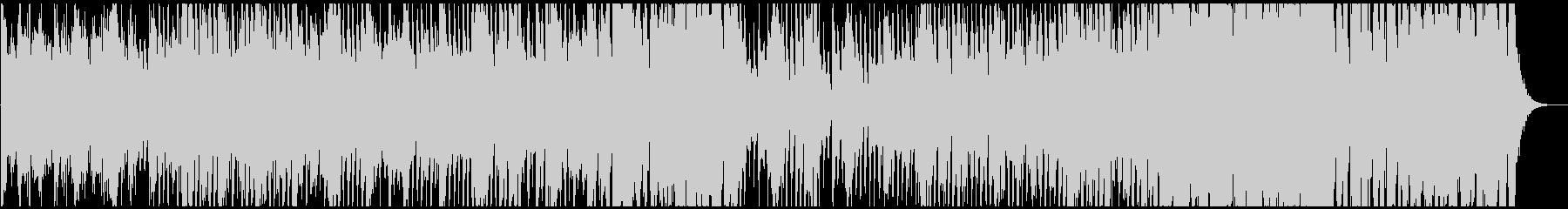 不穏で緊迫感あるスリリングなタンゴBGMの未再生の波形