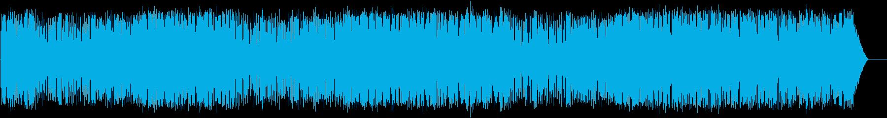 明るく爽やかなポップス(フルサイズ)の再生済みの波形