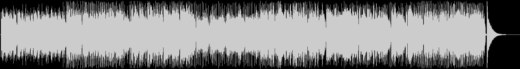 ほっこり晴れの日カフェボッサ-動画BGMの未再生の波形