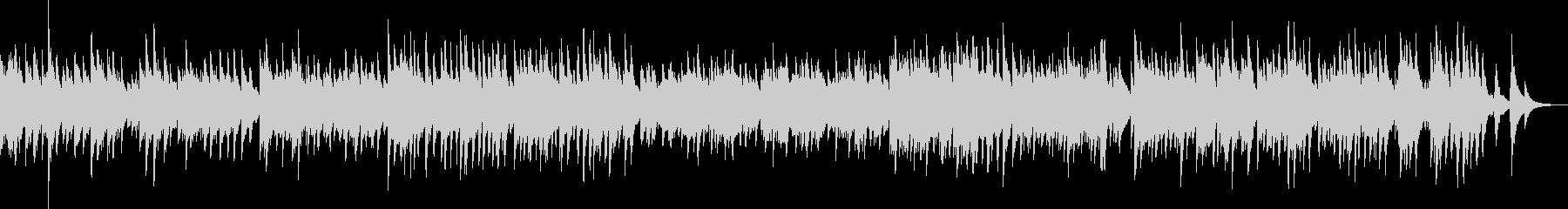 悲しく切ないピアノバラード(後悔・懺悔)の未再生の波形