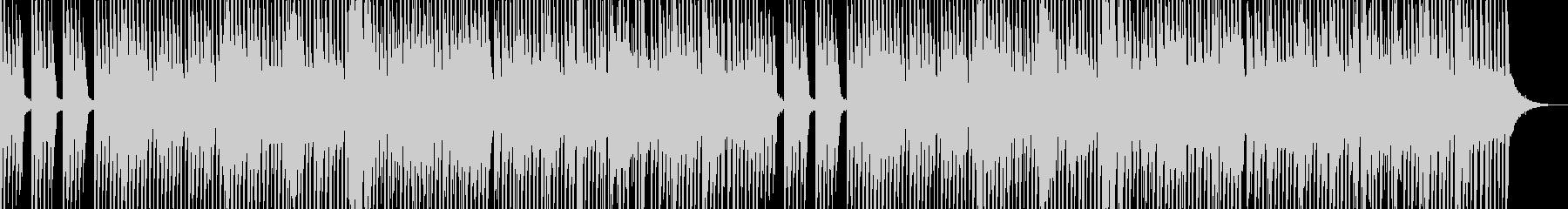 生三味線と和太鼓 和を伝える 純和風の未再生の波形