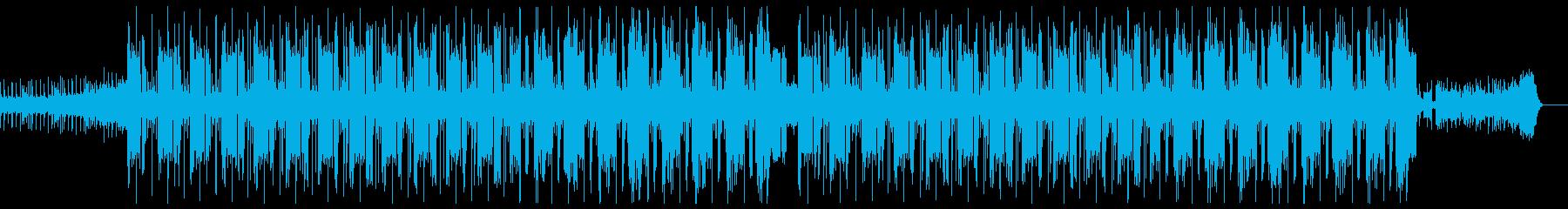 切ない レトロ 哀愁 トラップビートの再生済みの波形