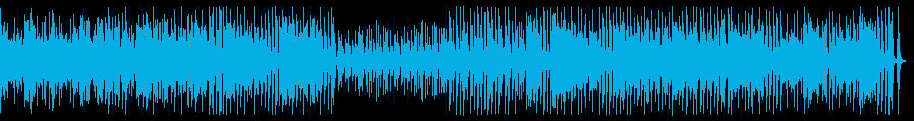 散歩。ポップス_4の再生済みの波形