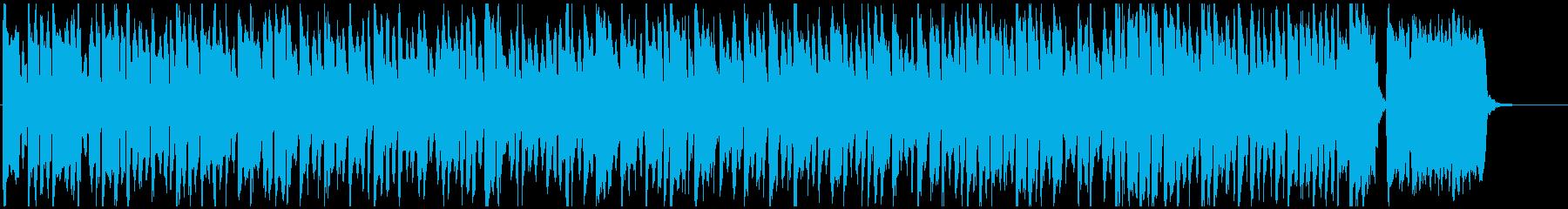 リコーダーのほんわかした可愛い日常BGMの再生済みの波形