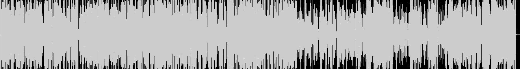 疾走感のあるジャズ ピアノトリオ3の未再生の波形