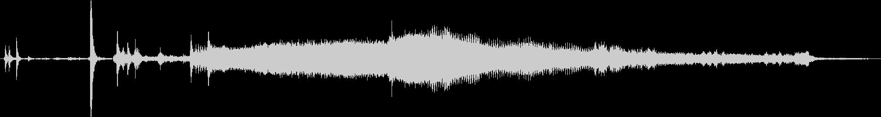 GmキャデラックCts:内線:ガレ...の未再生の波形