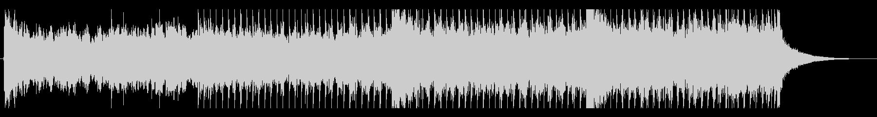 冠婚葬祭・MV・メモリアル向けピアノ曲の未再生の波形