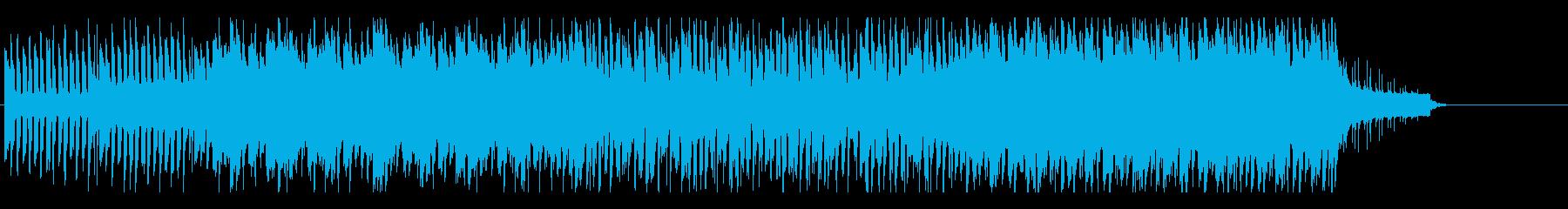あやしい 淡々 サスペンス 未来 追跡の再生済みの波形