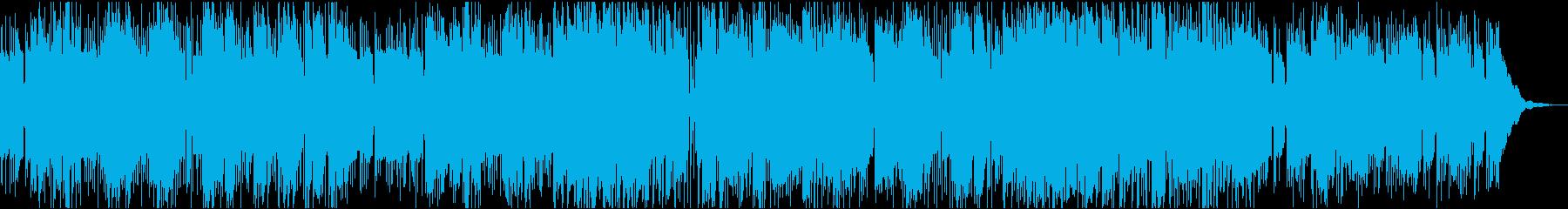 英詞アルペジオに埋もれたいブリットポップの再生済みの波形