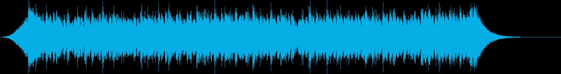 企業VP/オーケストラ/壮大/爽やか4cの再生済みの波形