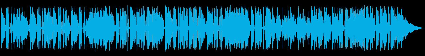 シネマティック サスペンス ハイテ...の再生済みの波形