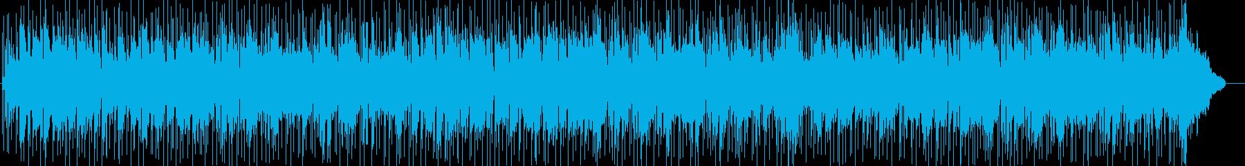 アコギとエレピとフルートの優しいポップの再生済みの波形