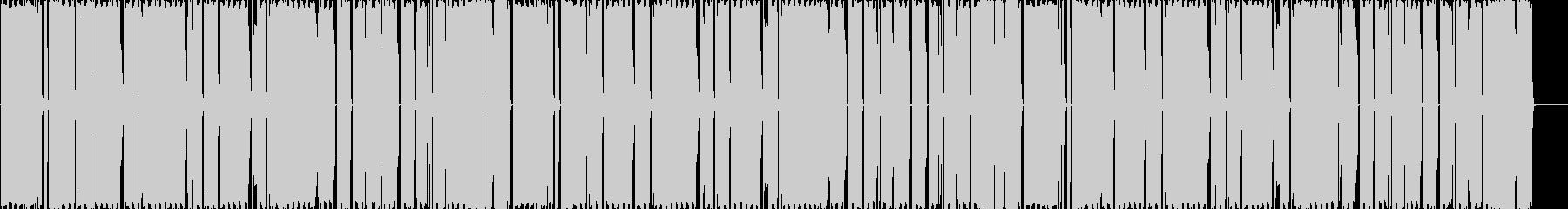 水中/チップチューン/イカ/ゲームの未再生の波形