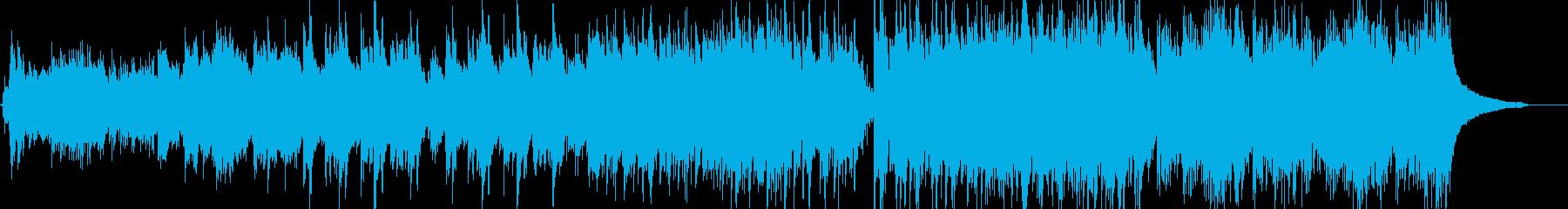 【ドラム無し】アコギとピアノのポップスの再生済みの波形
