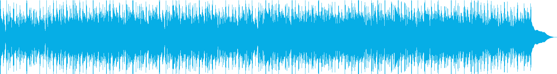 生音・生演奏・渋めのアシッドジャズの再生済みの波形