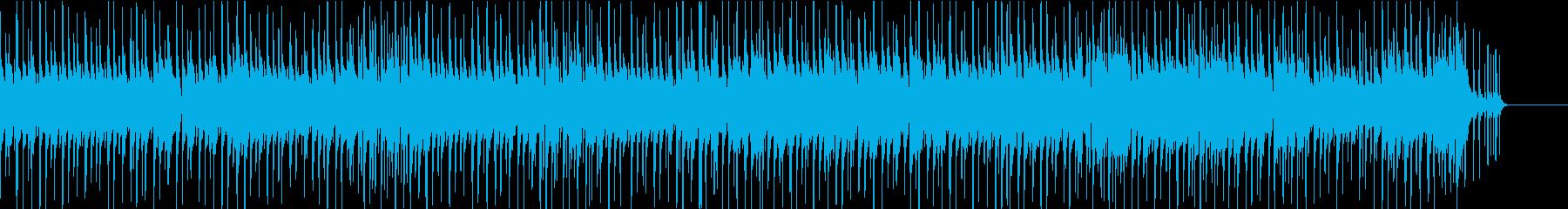 サーフィンに似合うウクレレ曲の再生済みの波形