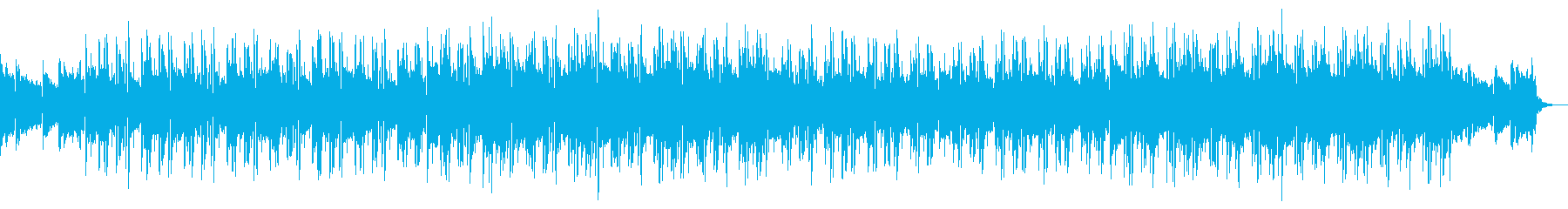 切ない哀愁感ヒップホップ・エンディングの再生済みの波形