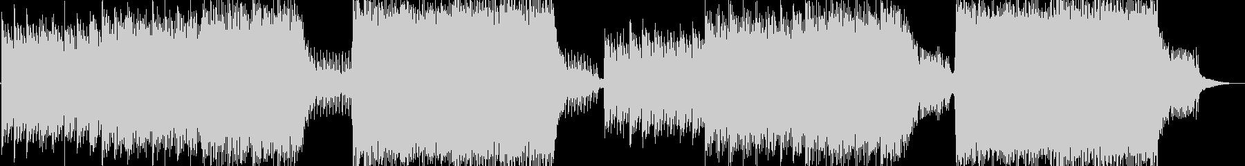 感動的なピアノ CM/企業VP等の未再生の波形