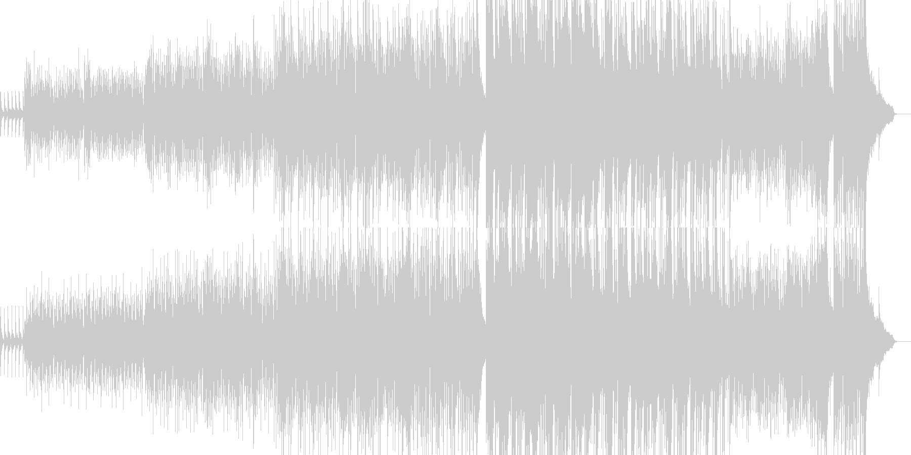 和風/夕暮れ/哀愁/ピアノ/琴/しっとりの未再生の波形