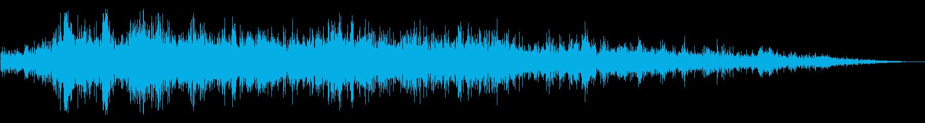 機械の設定または変圧器の再生済みの波形