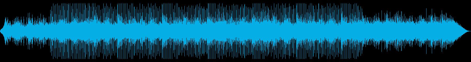 シンプル、さわやかで印象的なメロディの再生済みの波形