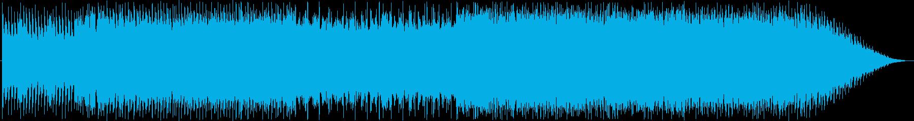 秘めた決意を表現したエモーショナルロックの再生済みの波形
