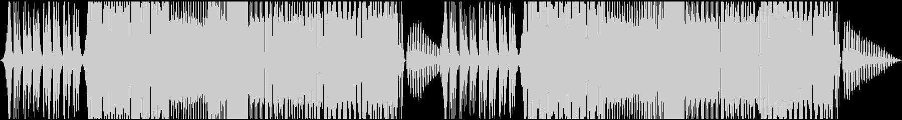 キャッチーでパワフルなEDMの未再生の波形