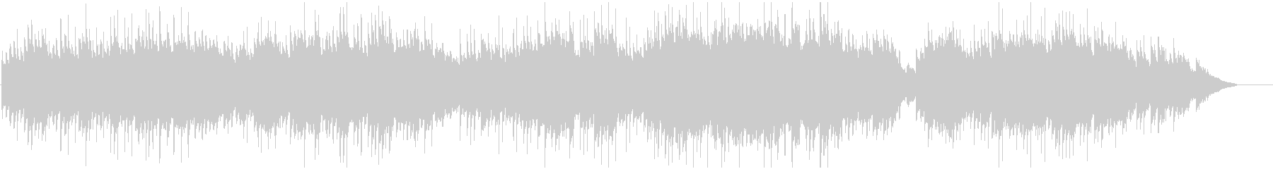 Nostalgic BGM's unreproduced waveform