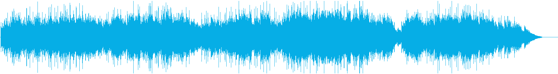 Nostalgic BGM's reproduced waveform