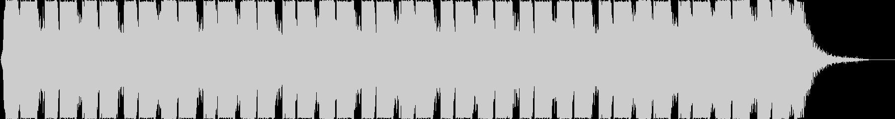 感動的なDUBSTEP 歌要素全て抜きの未再生の波形