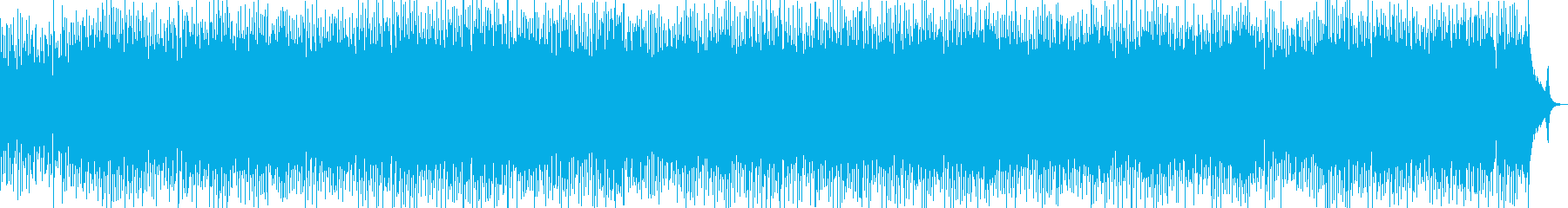 ヴァイオリンが響くカントリーの再生済みの波形