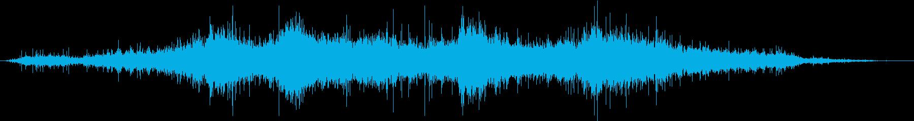 植生 木小葉ラッスルヘビー04の再生済みの波形