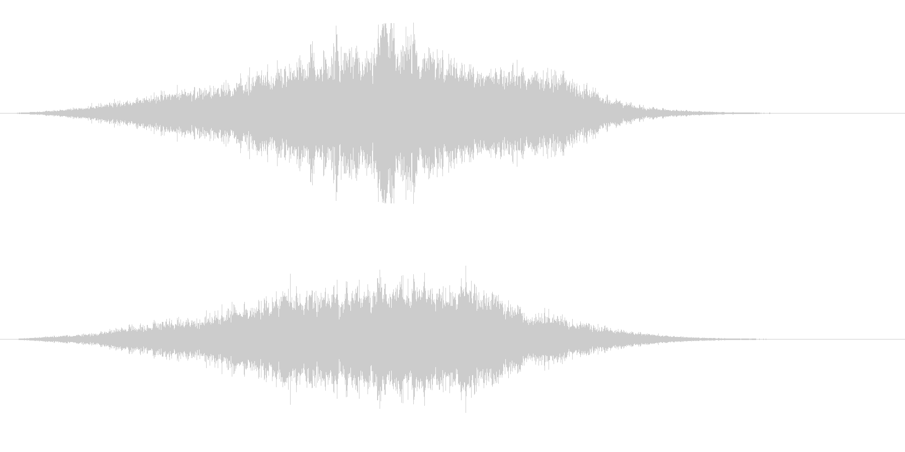 Dark_Attack-19の未再生の波形