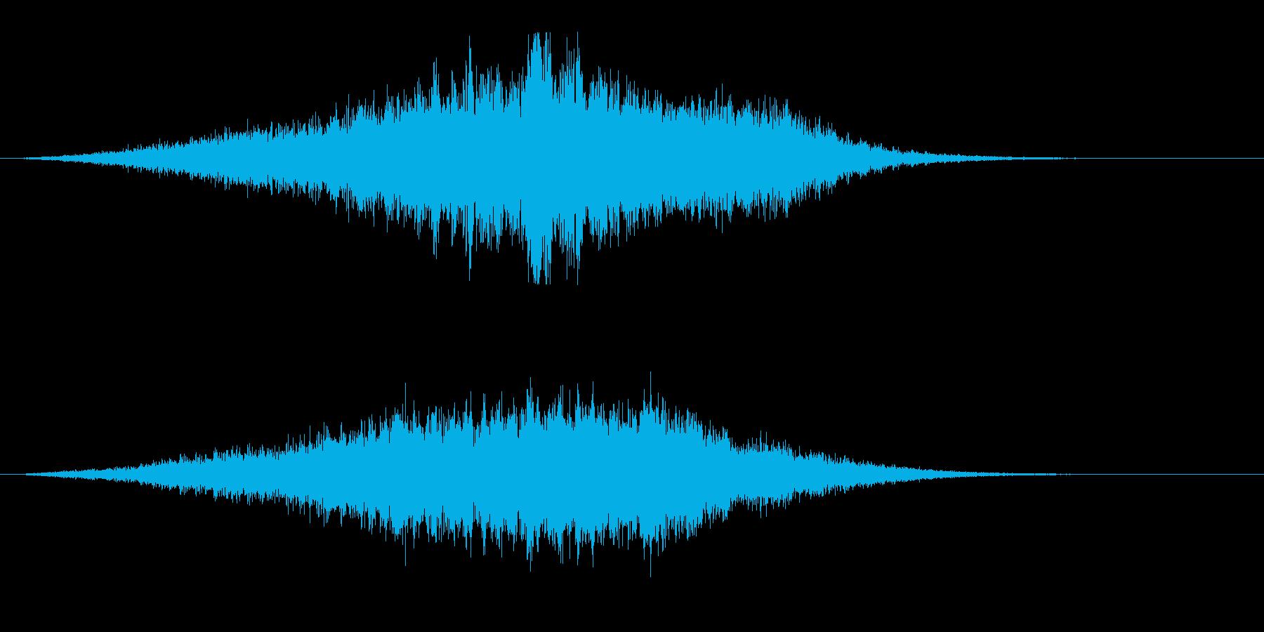 Dark_Attack-19の再生済みの波形