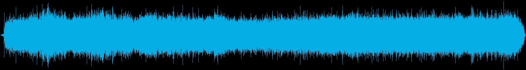 プロパントーチ:起動、動きのあるハ...の再生済みの波形
