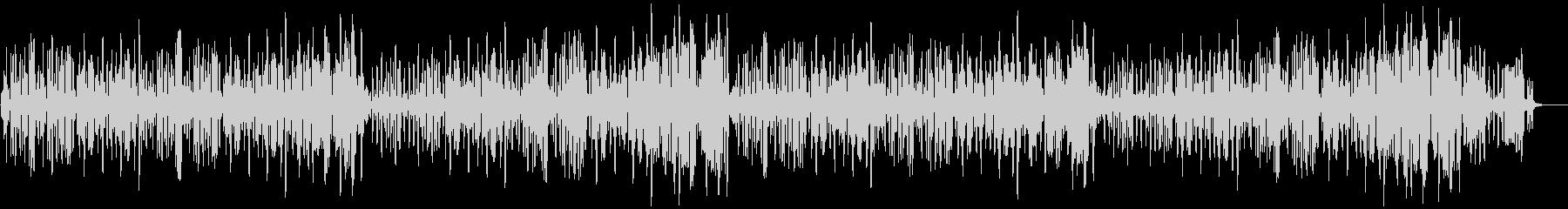 リコーダーの元気で可愛い曲2_ロングの未再生の波形