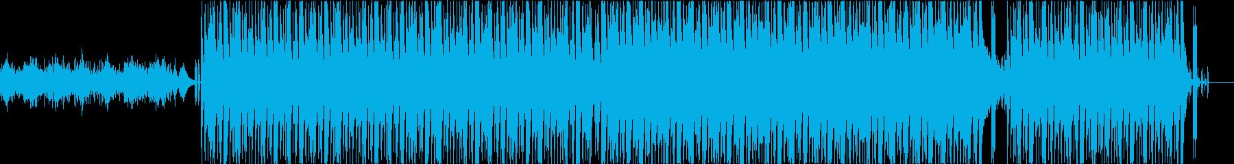 Plumberの再生済みの波形