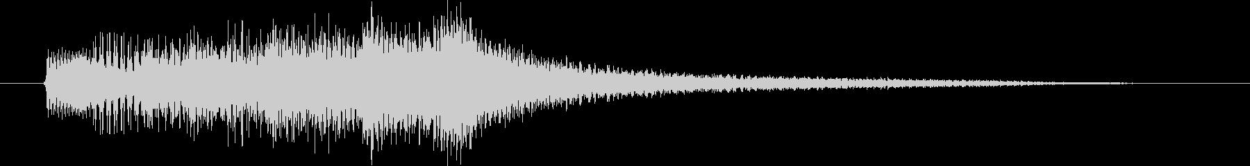 ピアノ生演奏/ジングル・キラキラ・明るいの未再生の波形