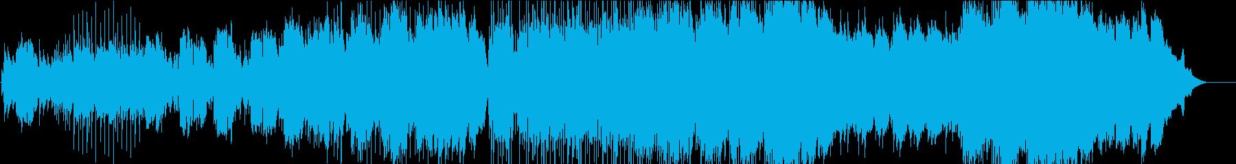 ライトFMスタイルのロックソングに...の再生済みの波形
