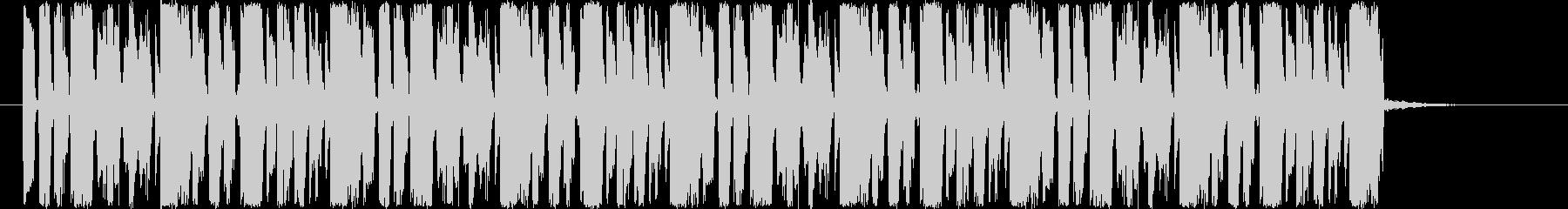 ループ素材です。ドラムンベースとなって…の未再生の波形