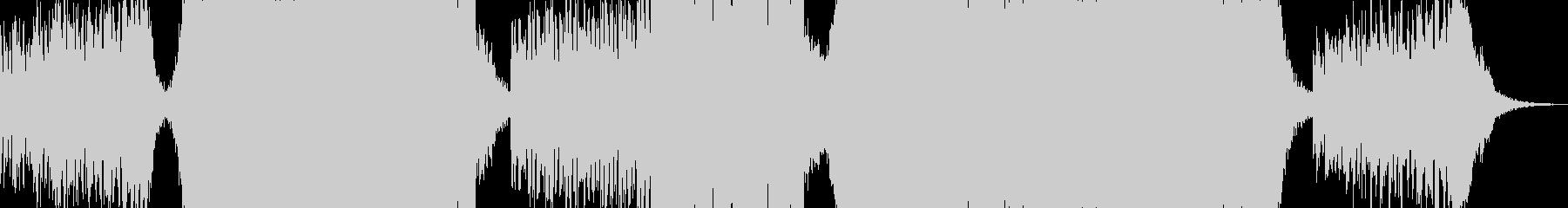 電気音響シンフォニー ダブステップ...の未再生の波形
