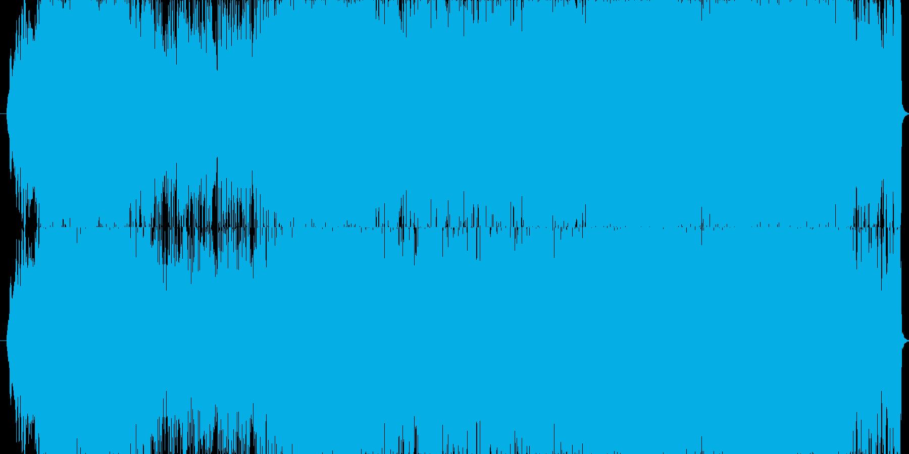 ダークなプログレビートです。の再生済みの波形
