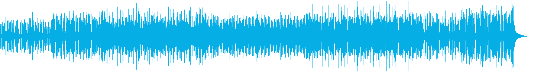 オープニングダンス等のインパクトの有るMの再生済みの波形