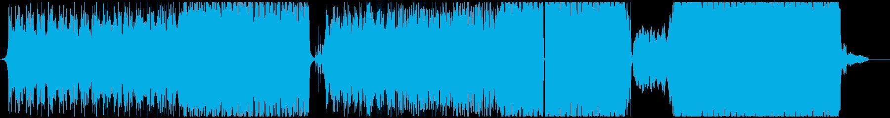 ポップロック 広い 壮大 ワイルド...の再生済みの波形