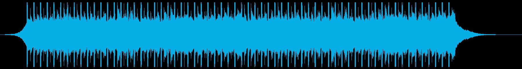 有益なコーポレート(ショート2)の再生済みの波形